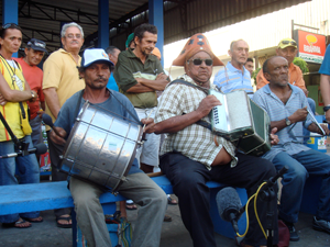 Men Playing Baiao